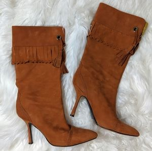 Vince Camuto Imagine Suede Boots